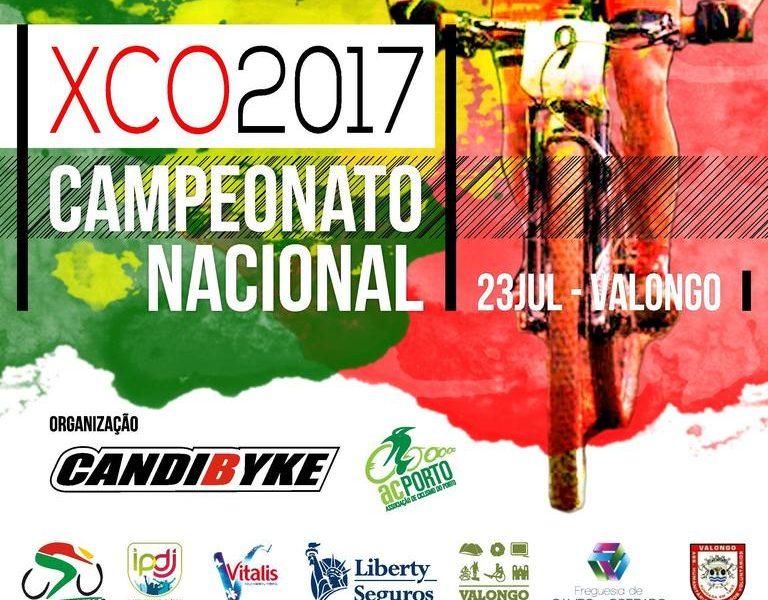 Campeões Nacionais XCO 2017
