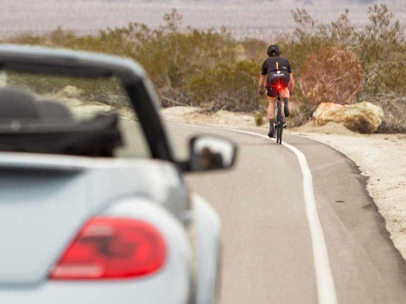 És ignorado na estrada? Torna-te visível com luzes diurnas!