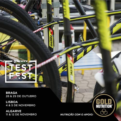 Scott Test Fest – um novo formato de apresentação