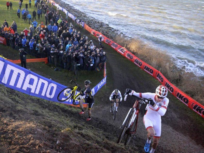 4ta. corrida da Taça do Mundo de Ciclocrosse – Bogense, Dinamarca