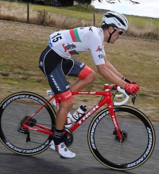Rúben Guerreiro no TOP 10 do Tour da Califórnia
