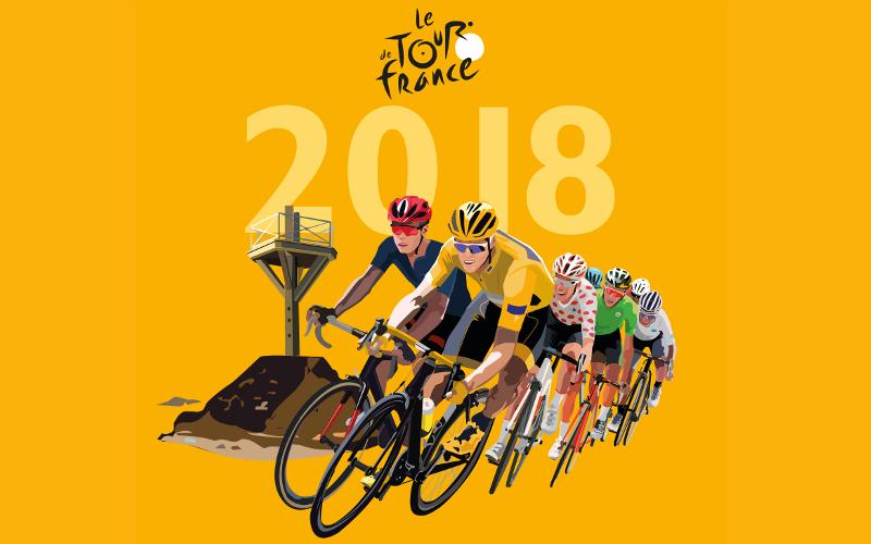 Tour de France 2018 já na estrada- todos os pormenores a seguir nas próximas 3 semanas