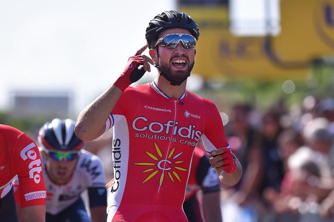 La Vuelta, etapa 6 – Nacer Bouhanni vence etapa, Molard continua líder.
