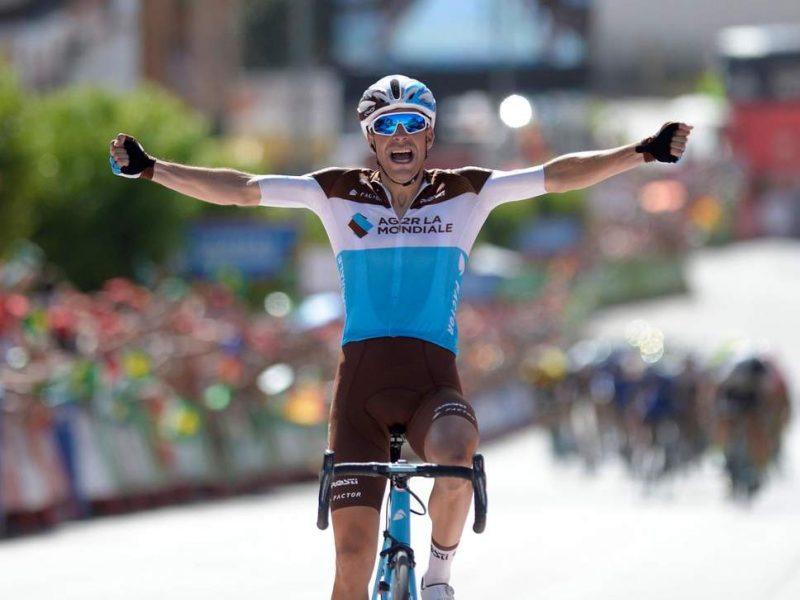 Vuelta, etapa 7 – Ataque cirúrgico de Tony Gallopin dá vitória de etapa