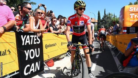 Vuelta, etapa 19 – Segunda de Pinot, Yates consolida liderança
