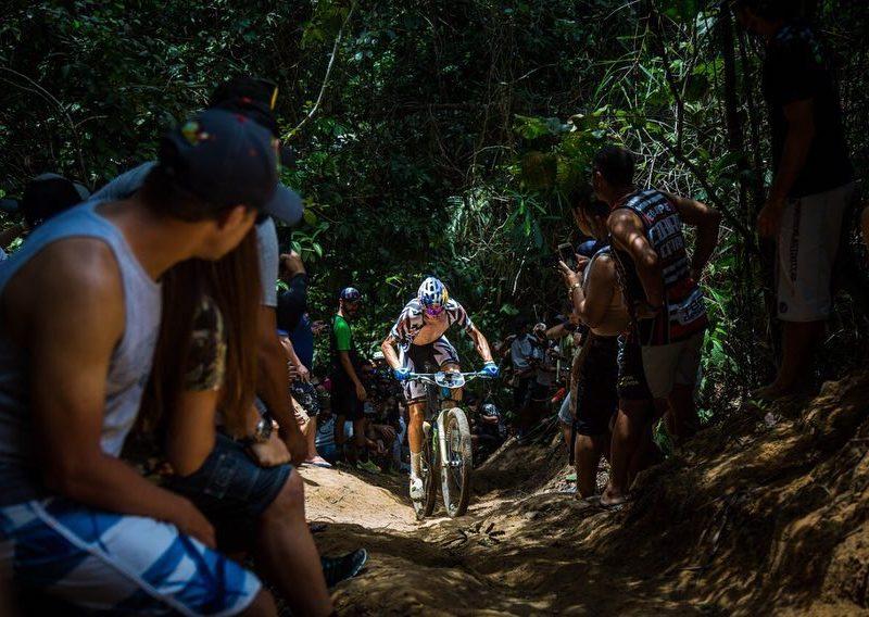 Brasil Ride – Tiago Ferreira e Hans Becking defendem-se bem no XCO