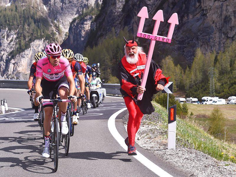 Eurosport passa as melhores etapas do Giro entre 2013 e 2019