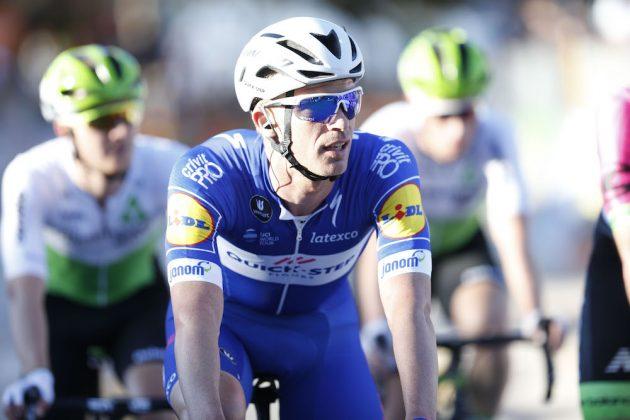 Iljo Keisse expulso da Vuelta a San Juan por atitude incorrecta.