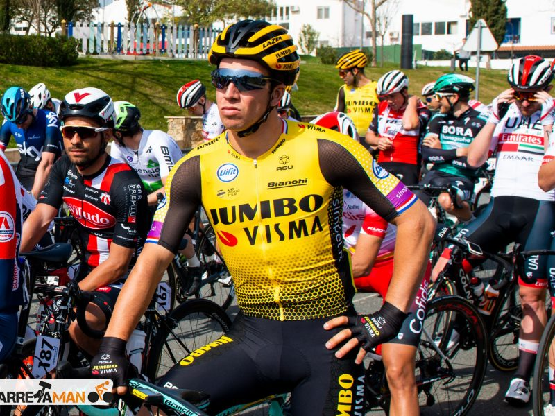 A UCI informa sobre o castigo a Dylan Groenewegen