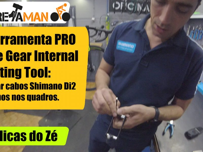 Equipamento – A incrível ferramenta para passar cabos internos da PRO.