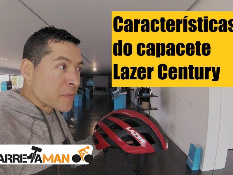 Vídeo – Mostramos-te os capacetes Lazer Century e Bullet 2.0