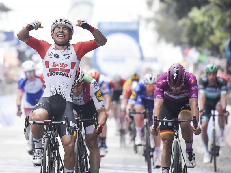 Giro de Itália, etapa 11 – Luta pela classificação por pontos animada.