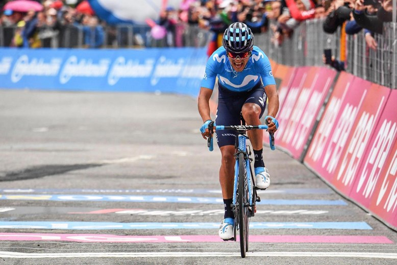Giro de Itália, etapa 14 – Novo líder e exibição de luxo