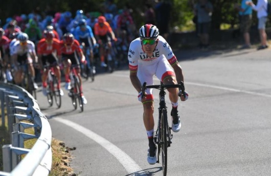 Tour 2019 – à 5.ª etapa Rui Costa tentou, mas etapa foi discutida pelos sprinters