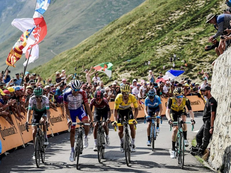 UCI anuncia o novo calendário World Tour para 2020