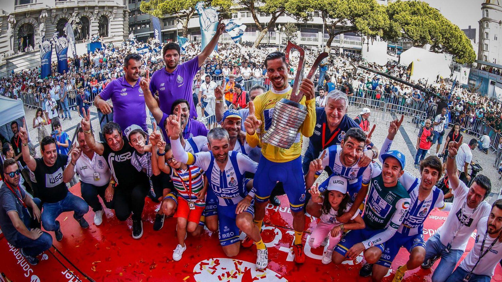 Volta a Portugal 2019 – João Rodrigues bate Joni Brandão