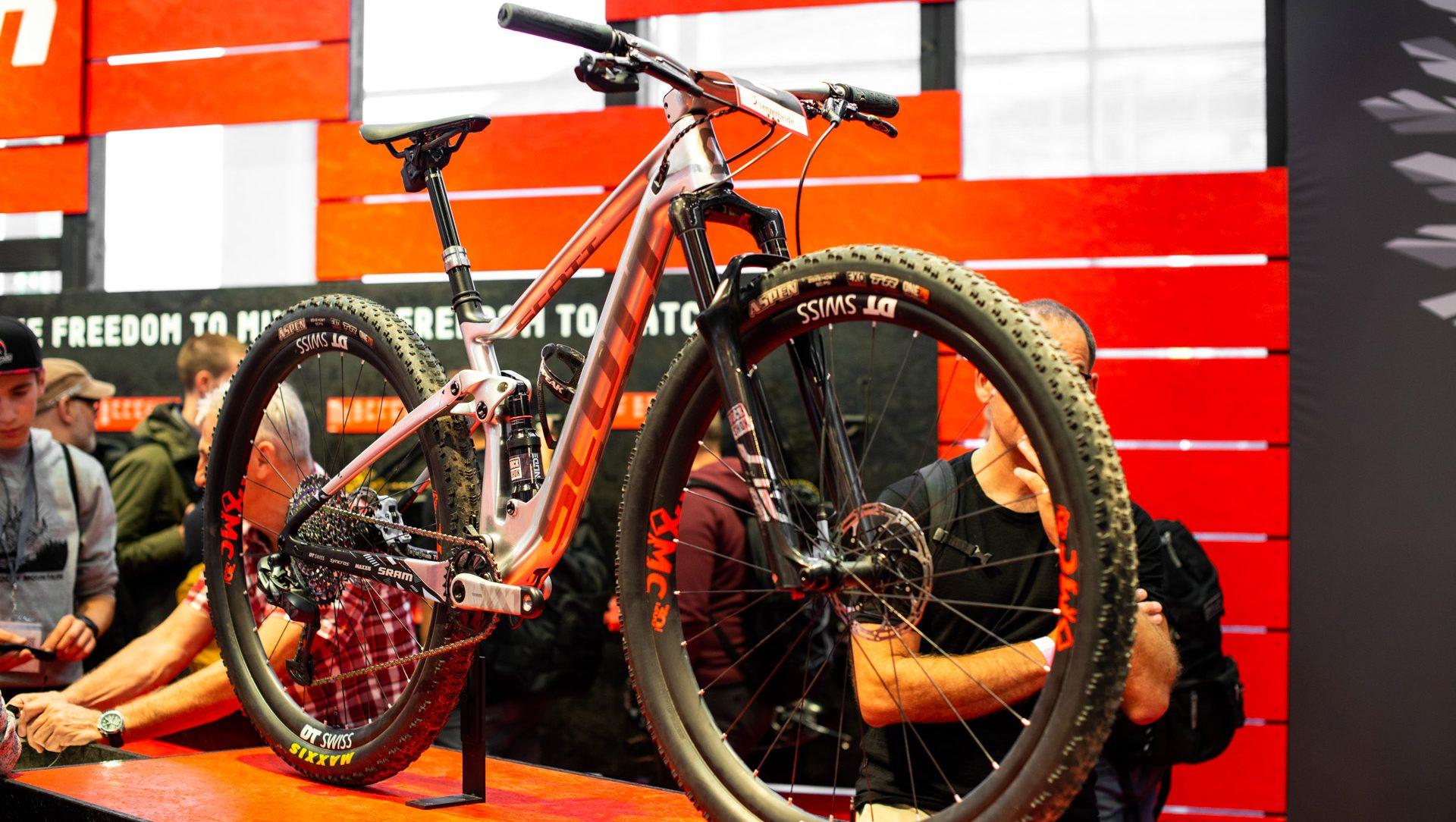 Eurobike 2019 – As bicicletas de montanha em destaque (parte1)