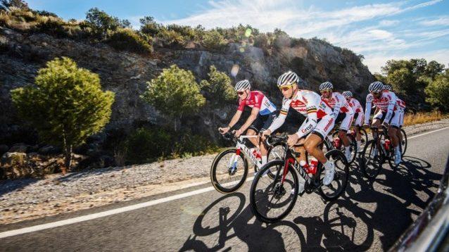 Corendon-Circus de van der Poel poderá estar na Vuelta 2020
