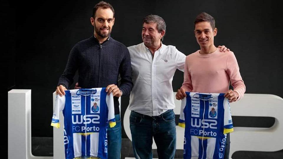 Amaro Antunes e José Mendes na W52 Fc. Porto