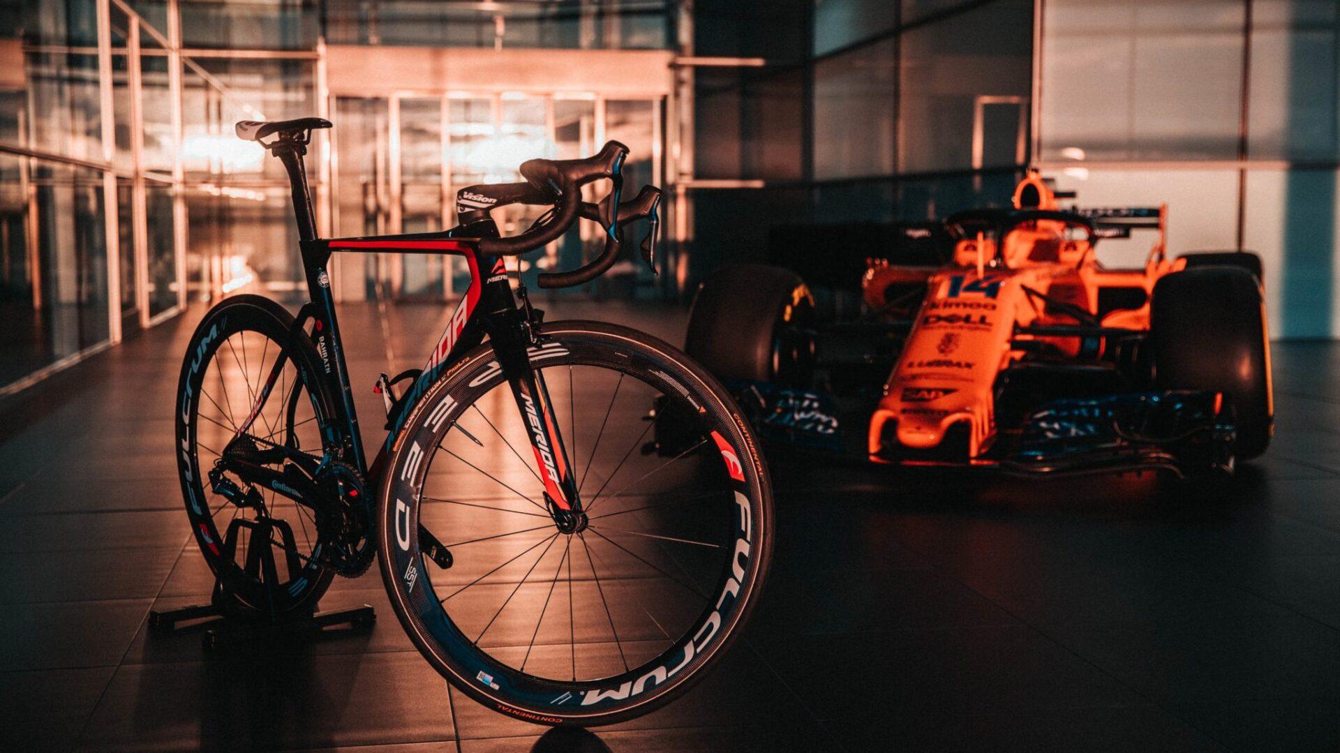 Equipa Bahrain-Merida passará a Bahrain-McLaren em 2020