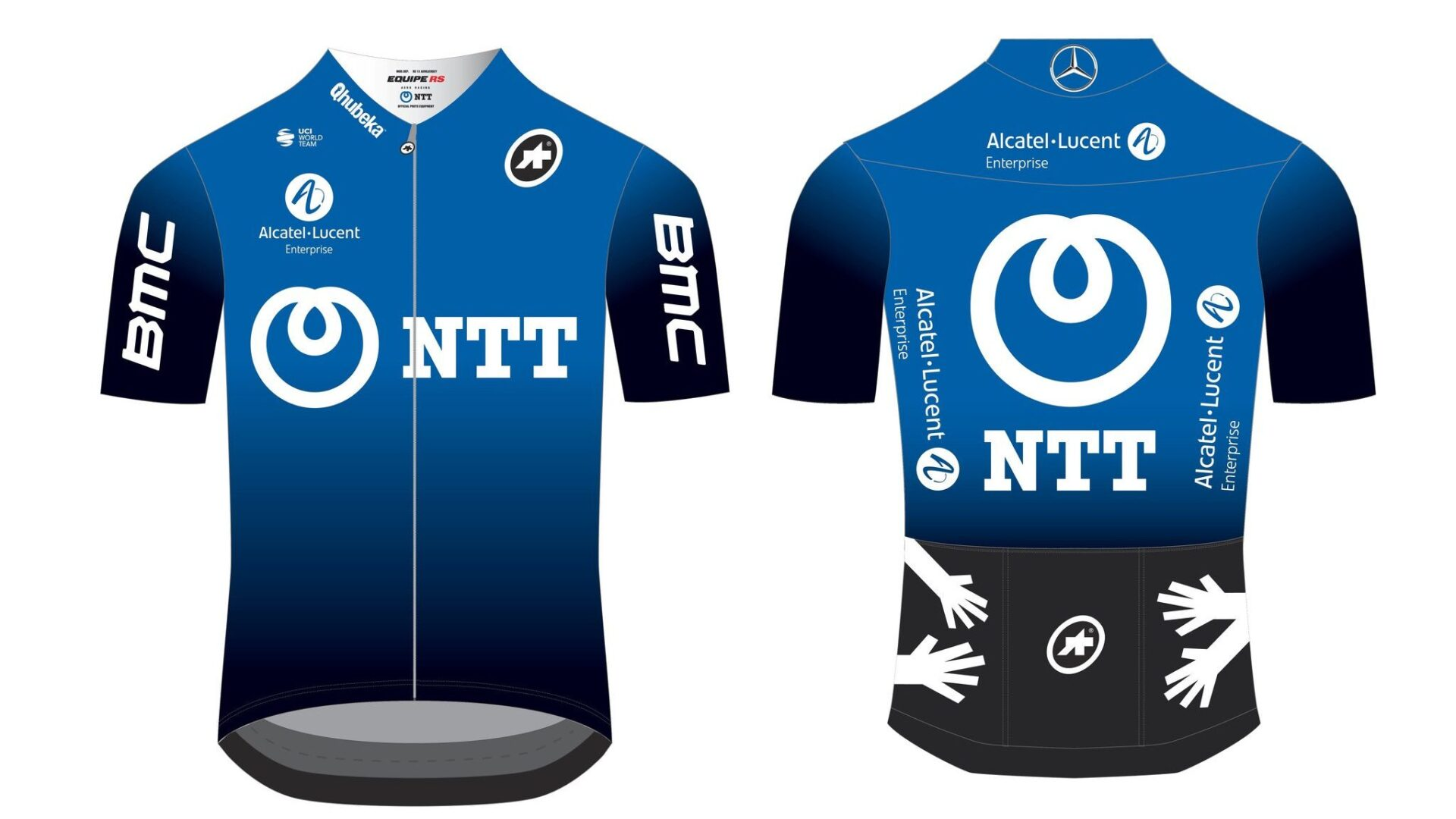 Dimension Data passa a ser NTT Pro Cycling Team