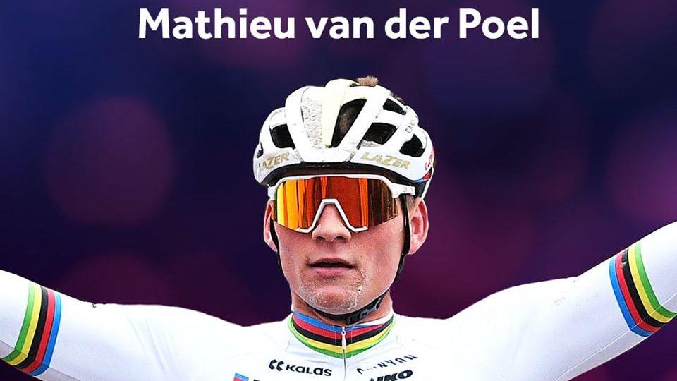 Mathieu van der Poel desportista do ano na Holanda