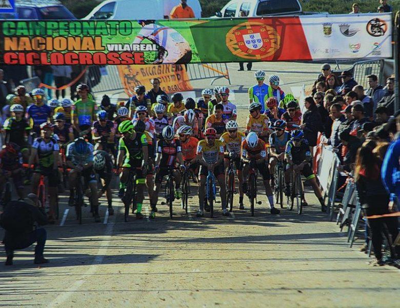 Campeonato Nacional de Ciclocrosse próximo domingo