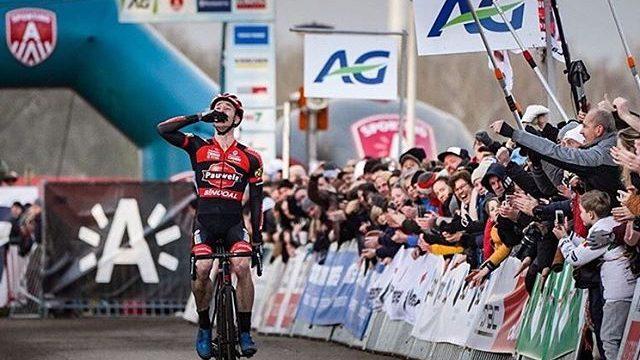 Os Campeões Nacionais de Ciclocrosse nos vários países europeus.