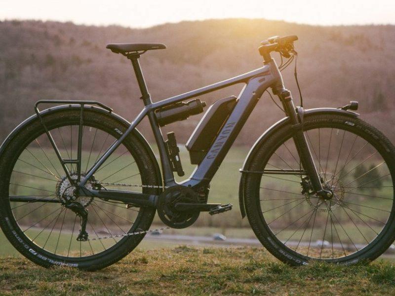 Pathlite ON – a nova bicicleta eléctrica da Canyon