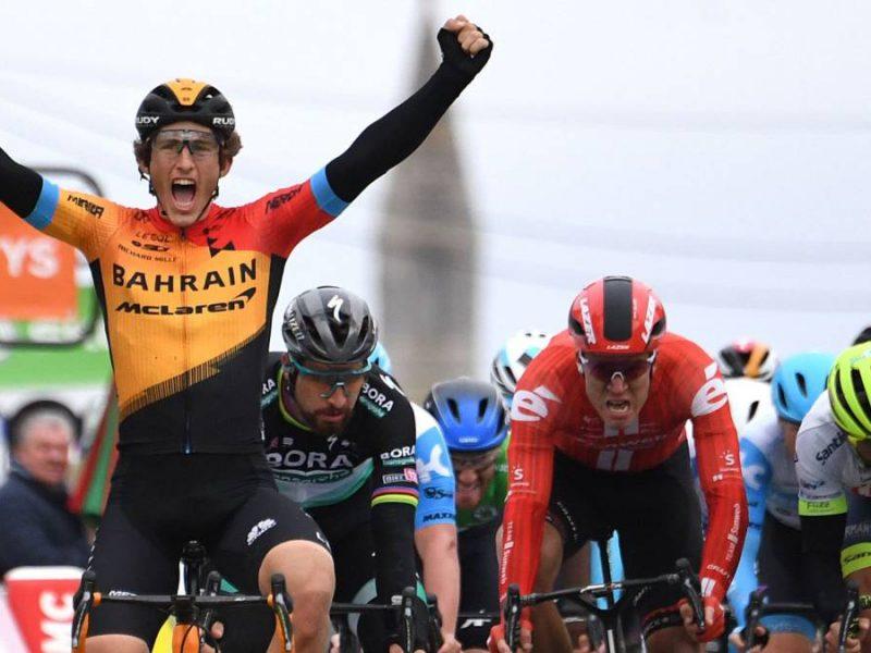 Ivan Cortina vence etapa 3 do Paris Nice