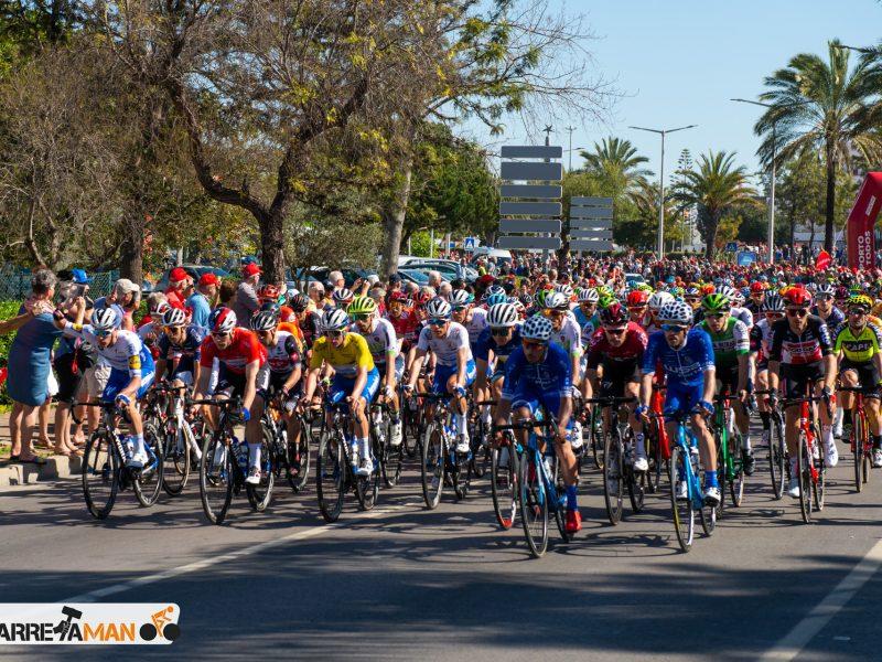 Volta ao Algarve com recorde de equipas World Tour inscritas