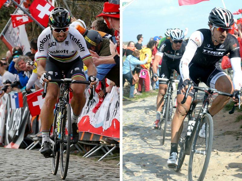 Eurosport dedica programação a Sagan e Cancellara