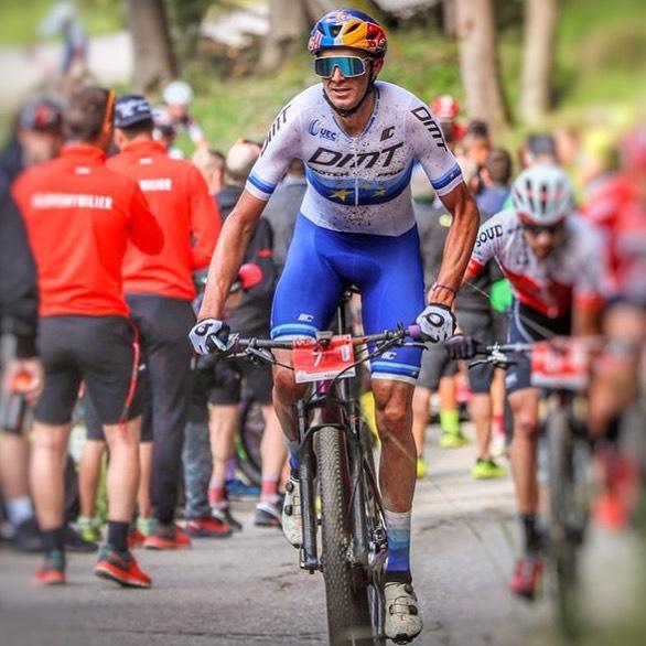 Tiago Ferreira irá pedalar 24 horas atingindo o máximo de altimetria possível.