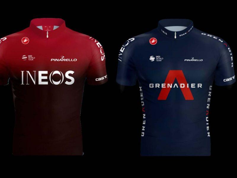 Ineos passará a ser Team Ineos Grenadier