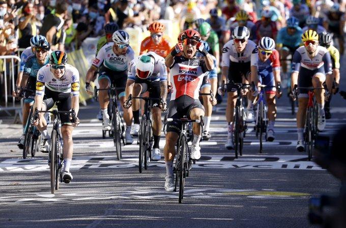 Tour de França – Resumo Etapa 3 com vídeo e classificações