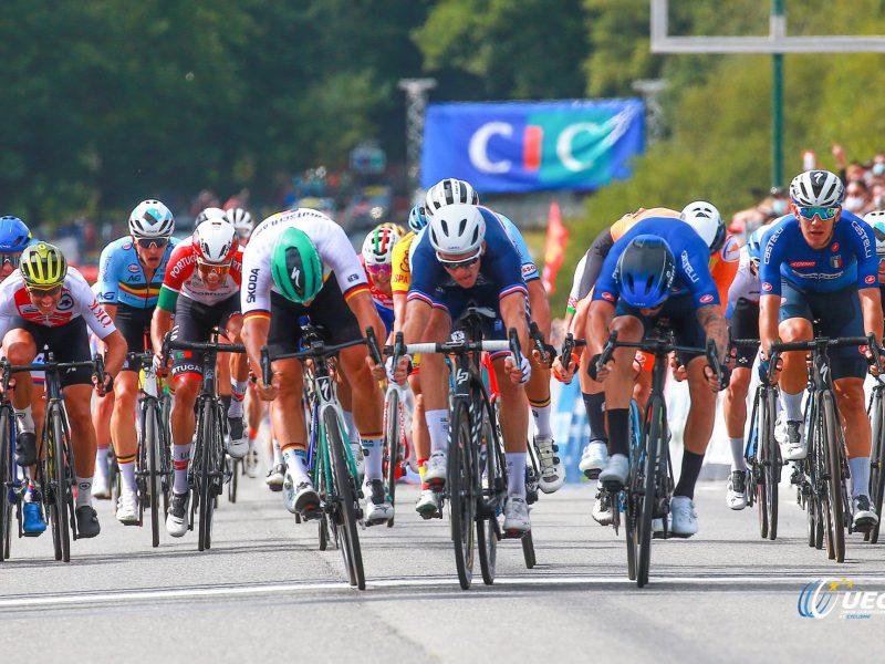 Campeonato da Europa – Exibição de luxo da selecção portuguesa de ciclismo