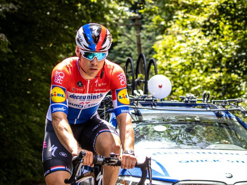 Equipa de Fabio Jakobsen informa sobre o seu estado de saúde