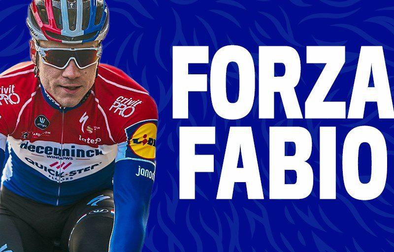 Actualização – Fabio Jakobsen saiu do coma induzido