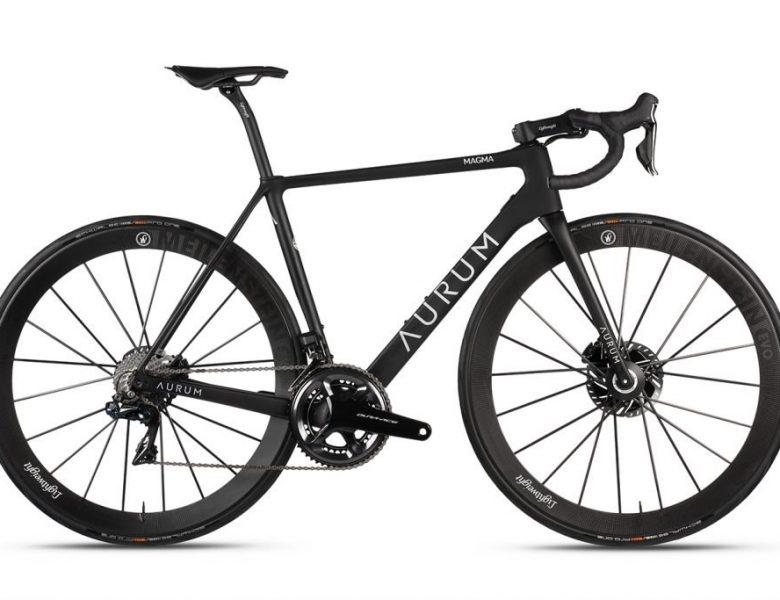 Aurum Bikes – A marca de bicicletas de Alberto Contador e Ivan Basso