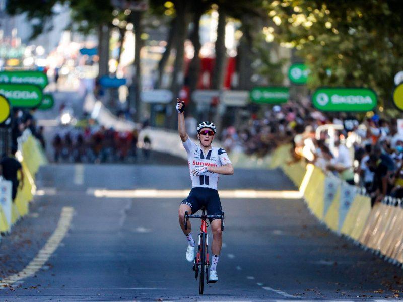 Tour de França  – Resumo etapa 14