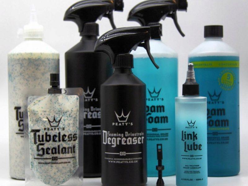 A gama de lubrificantes e limpeza Peaty's chegam a Portugal