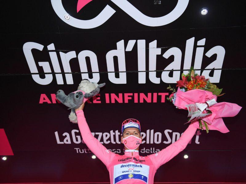 Giro de Itália – Resumo e classificações etapa 7
