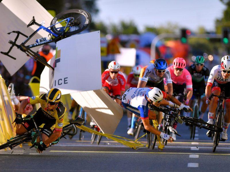 UCI prepara novas medidas de segurança nas provas para 2021