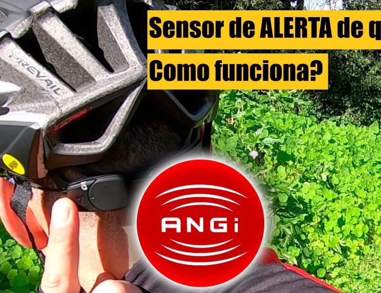 Specialized Prevail II – Como funciona o sensor de alerta Angi?