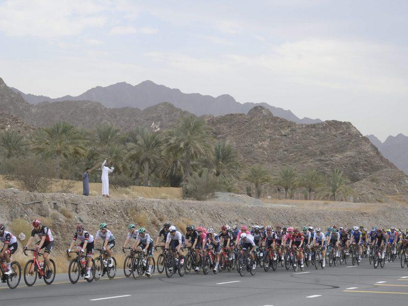 João Almeida segura 3.º lugar no UAE Tour após etapa de montanha