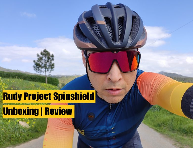 Vídeo – Rudy Project Spinshield – Review e Unboxing