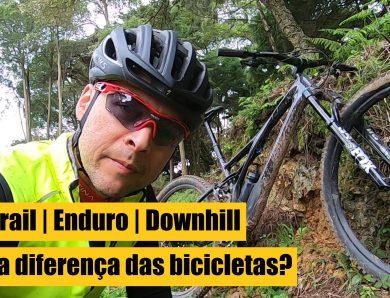 Vídeo – As diferentes bicicletas de montanha