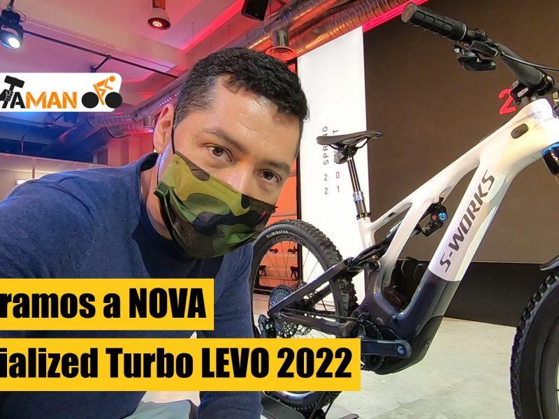 Estivemos na apresentação da nova Specialized Turbo LEVO