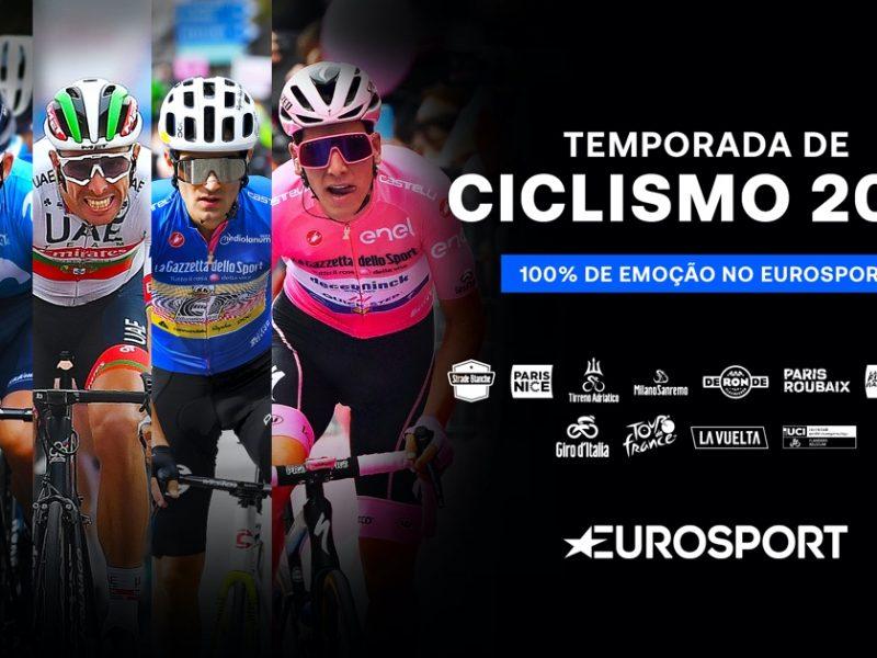 Em Março muito Ciclismo no  EUROSPORT – 12 provas a não perder