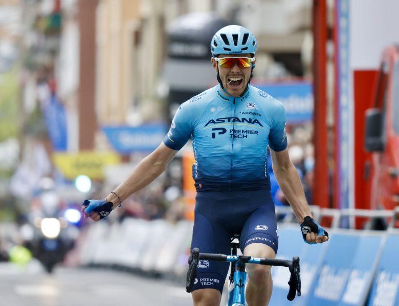 Volta ao País Basco, etapa 2 – Alex Aranburu (Astana) surpreendeu os favoritos